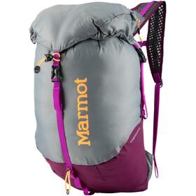 Marmot Kompressor Backpack 18l Grey Storm/Deep Plum